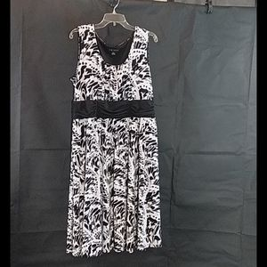 Tribal dress size xl
